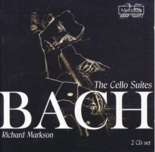 CDE 84410/11-2 J. S. Bach Cello Suites