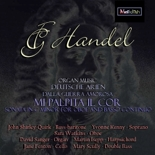 CDE 84461 Handel - Dalla guerra amorosa, Sonata in C min for Oboe and Basso Continuo, etc.