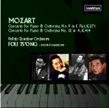 CDE 84492 Mozart: Concerto For Piano & Orchestra, No. 9 & 12 - FOU TS�ONG - POLISH CHAMBER ORCHESTRA