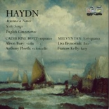 CDE 84495 HAYDN Arianna a Naxos, Scots Songs, English Canzonettas.