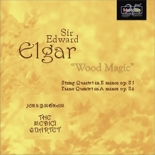 CDE 84502 Sir Edward Elgar - String Quartet & Piano Quintet