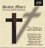CDE 84504 Stabat Mater - The Sixteen  - Harry Christophers