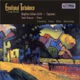 CDE 84517 Emotional Turbulence - Song Recital. Daphna Cohen-Licht - Soprano, Tamir Chasson - Piano