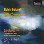 CDE 84528 ROBIN IRELAND - PAIRINGS I, II, IIIQUARTET NO. 1: FANTASIA ON SHEFFIELD