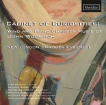 CDE84535 Cabinet of Curiosities - Chamber Music of John Woolrich