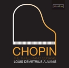 CDE84537 Chopin The Three Sonatas