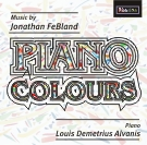 Piano Music by Jonathan FeBland - Louis Alvanis - Piano