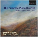 CDE84547 The Primrose Piano Quartet - Quartets by Bridge, Howells, Alwyn and Scott