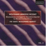 Mozart Masterpieces arranged for Woodwind Quintet by Mordechai Rechtman