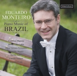 CDE84551 Piano Music from Brazil - Eduardo Monteiro
