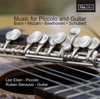 CDE84566 Music for Piccolo and Guitar