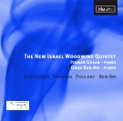 CDE84568 The New Israel Woodwind Quintet