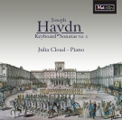 Haydn Keyboard Sonatas - Julia Cload 2CD