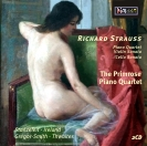 CDE84584 Richard Strauss - Piano Quartet, Violin Sonata, Cello Sonata