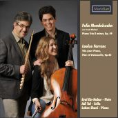 Mendelssohn and Farrenc Trios
