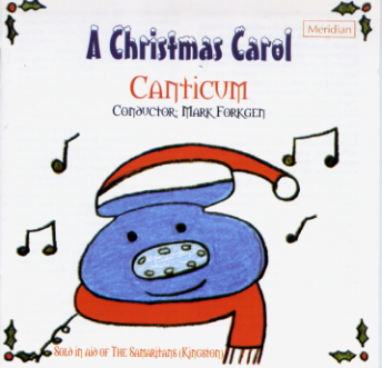CDE 84463 A CHRISTMAS CAROL, A selection of traditional carols and new arrangements.